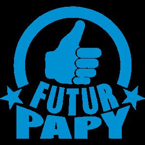Papy Zukunft ok Liebe Daumen Logo