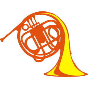 Jagdkörper Musikinstrument 1
