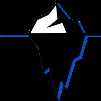 Polar Bär Mit Eisberg