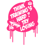 Think Training´s Hard ? Try Losing.