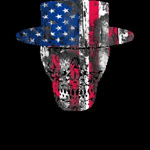 USA T Shirt cool Patriot Geschenk