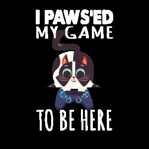 ich stoppe mein spiel