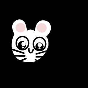 Maus Mäuschen kawaii