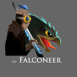 Falconeer Badge