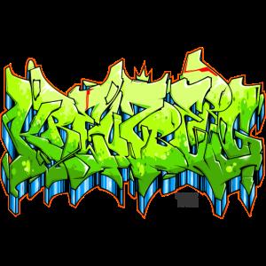 Berlin Kreuzberg Graffiti Shirt