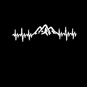 Heartbeat mountain, skifahren, snowboarden