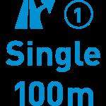 Single nächste Ausfahrt 100m