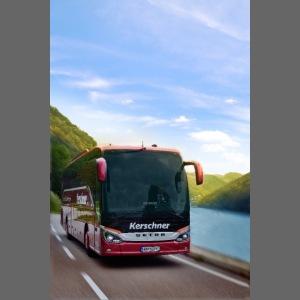 Reisebus Poster