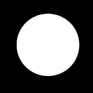 weißer Kreis