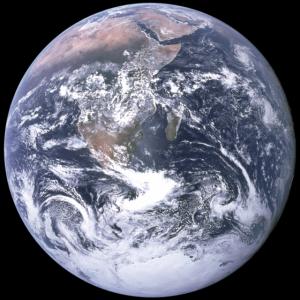 Erde - Planet - Die Welt - Mutter Erde