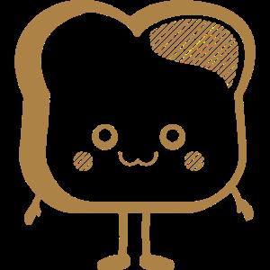 DS Kawaii Designs: Toastscheibe