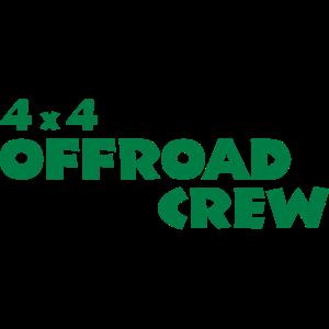 4x4 Offroad Crew Team-Shirt