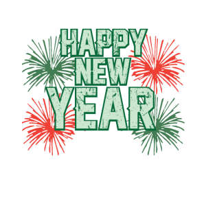 HAPPY NEW YEAR SILVESTER NEUJAHR
