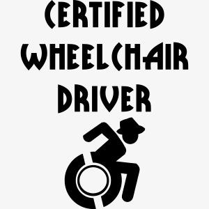 Certified rolstoel gebruiker 008