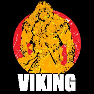 Wikinger Mittelalter Krieger Thor Skandinavien