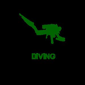 Taucher Gerätetauchen Tauchen Scuba Diving Diver