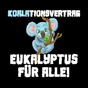 Koalationsvertrag Eukalyptus Für Alle