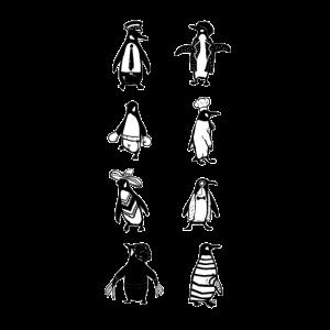 Pinguin Jobs Lustige Tiere Niedliches Geschenk