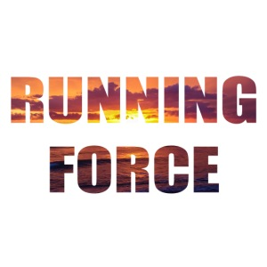 Logo-Shirt RUNNINGFORCE