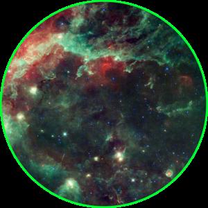 Galaxy - Space - Sterne - Cosmic - Kunst -