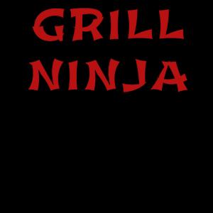 Meistergrill BBQ Grill Grill Ninja Lustig