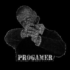 Progamer Guthe Black White