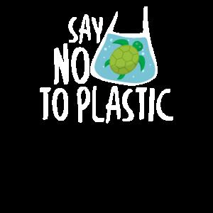 Anti Plastik Müll Umweltverschmutzung Erde Planet