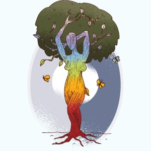 Mother nature tree of life
