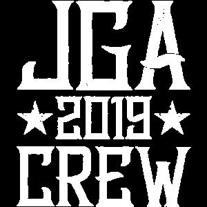 jga junggesellen abschied 2019 crew