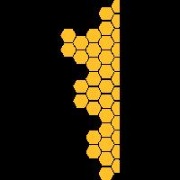 Honeycombs Pattern