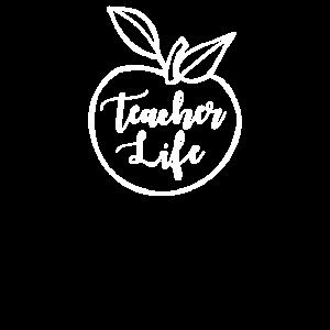 Lehrer Erzieher Pädagoge Dozent Apfel Geschenkidee