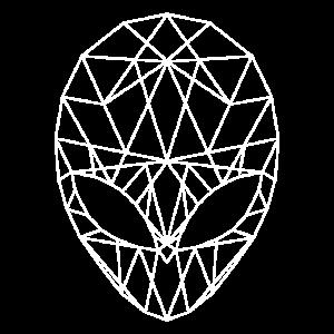 Polygon Alien