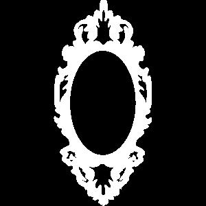 Ein antiker Spiegel