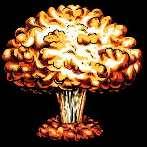 A Bomb - Atombombe