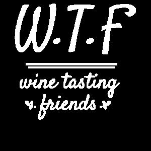 Weinprobe Freunde Wein Rotwein Weißwein Geschenk