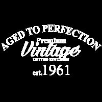 AGED TO PERFECTION PREMIUM VINTAGE (UK) est. 1961