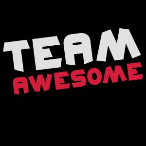 Team Awesome Graffiti