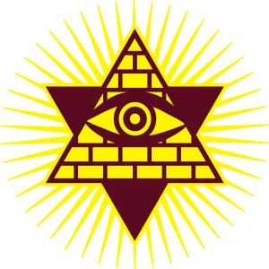 02 Das allsehende Auge Gottes 2c Magisches Dreieck