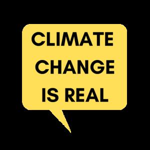 Climate Change - Der Klimawandel ist real!