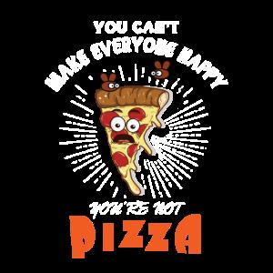 Du kannst nicht alle glücklich machen - Keine Pizz