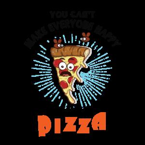 Pizza macht glücklich, Pizzasüchtig