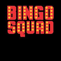 Bingo Bingomannschaft Bingoteam Bingo! Geschenk
