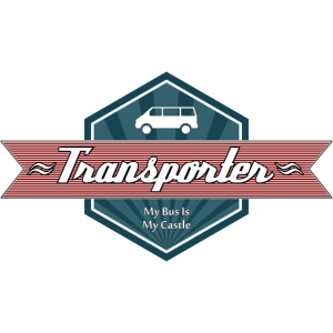 Transporter Retro (Red)