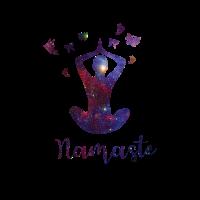 Namaste Lotus Meditation Geschenk