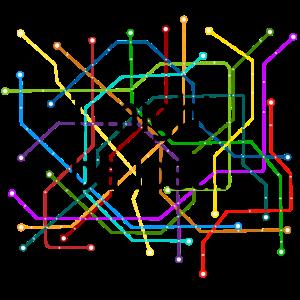 U-Bahn Karte