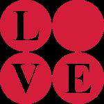 LOVE blank – offene Liebe