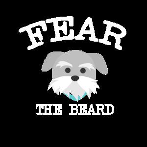 Fear beard hund bart fürchte witzig tier Terrier