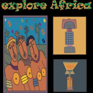 Erkunde Afrika