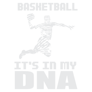Basketball Hab Ich In Meiner DNA DNS