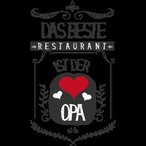 ♥ Der Opa ist das beste Restaurant ♥